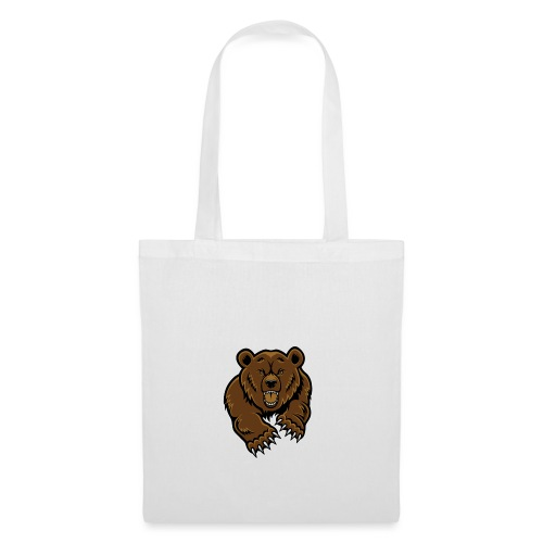 grizzly bear clip art 271767 png - Tote Bag