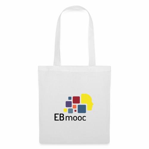 EBmooc Logo - Stoffbeutel