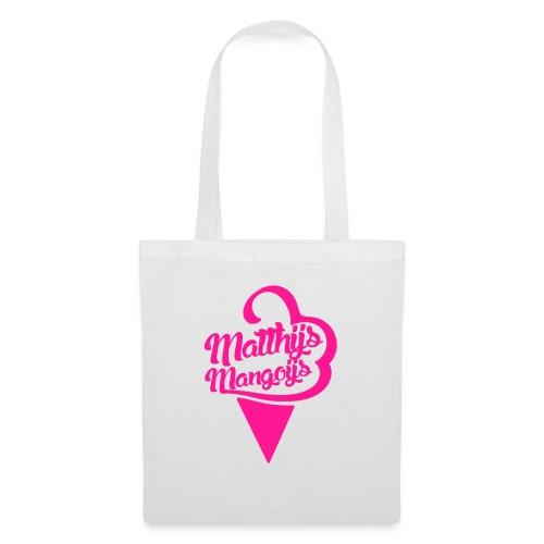 Matthijs Mangoijs Pink Women - Tas van stof