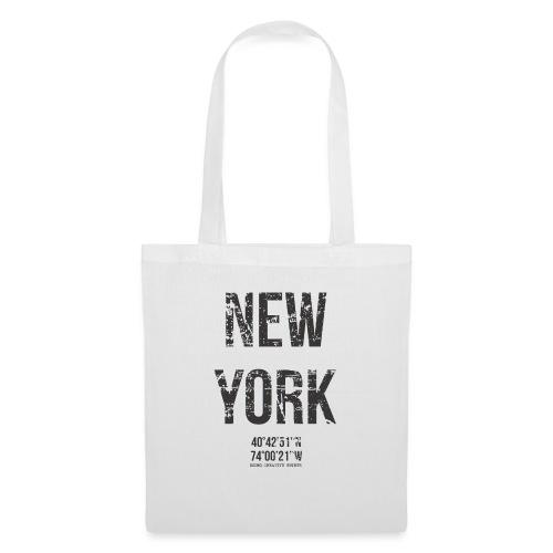 newyork - Borsa di stoffa