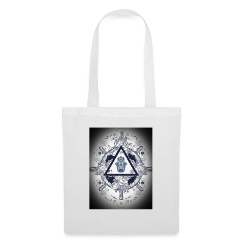 Artsy design with spiritual/meaningful add ons. - Tote Bag