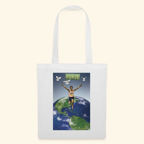 Peace and Earth - Bolsa de tela