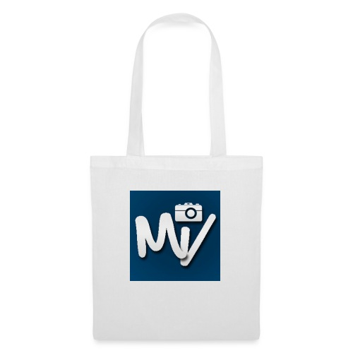 Maxvlogs T-shirt - Tas van stof