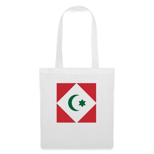 berber vlag - Tas van stof