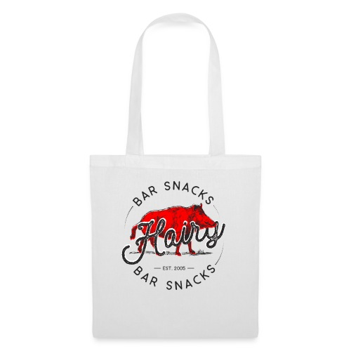 Hairy Bar Snacks Boar Brand - Tote Bag