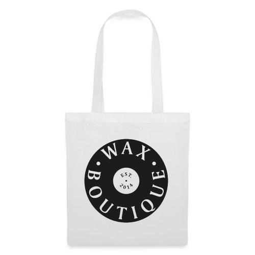 Wax Boutique Logo Goed png - Tas van stof