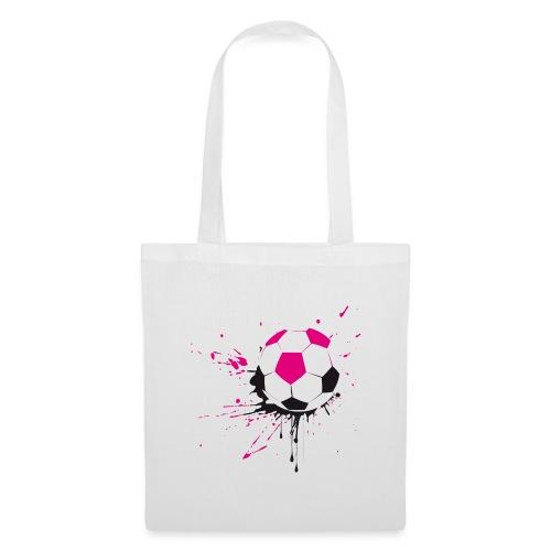 I love soccer - Borsa di stoffa