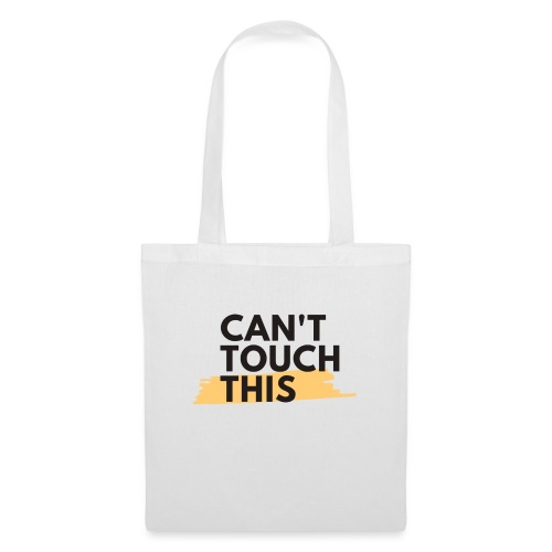 COVID Corona Collection - Can't touch this - Tote Bag