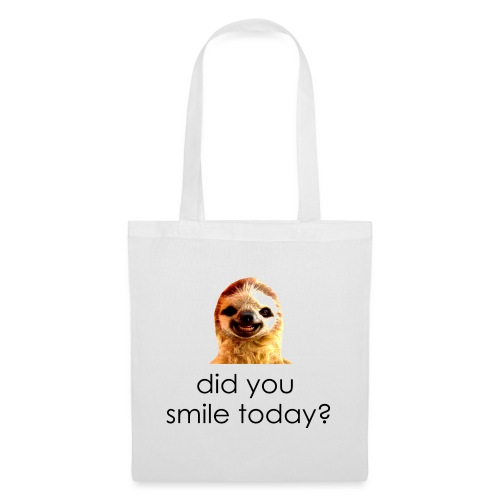 did you smile today? - Mulepose