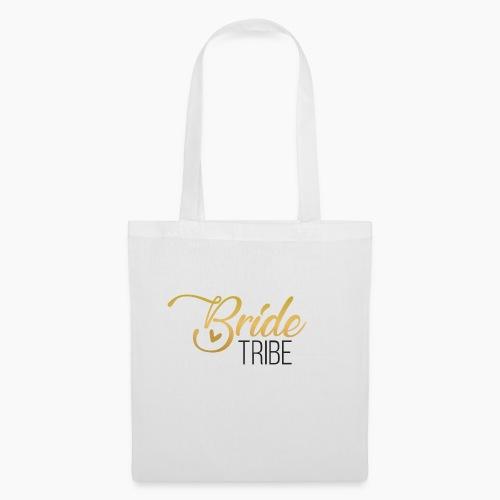 Bride Tribe - lettering for team bride - Tote Bag