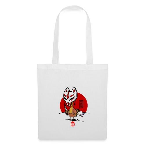 BeVegeOr ... chickenwar - Tote Bag