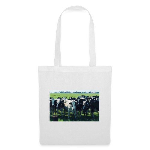Leve de boer - Tas van stof