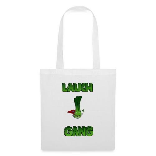 Lauch Gang Logo - Stoffbeutel