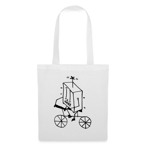 bike thing - Tote Bag