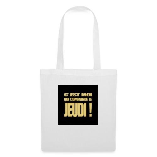 badgejeudi - Tote Bag