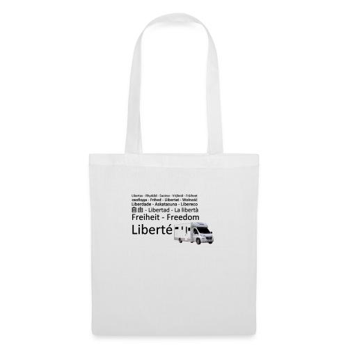 Liberte en camping car - Tote Bag