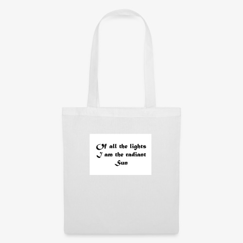 The Radiant Sun - Tote Bag