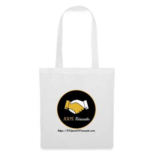 Boutique 100% Réussite - Tote Bag