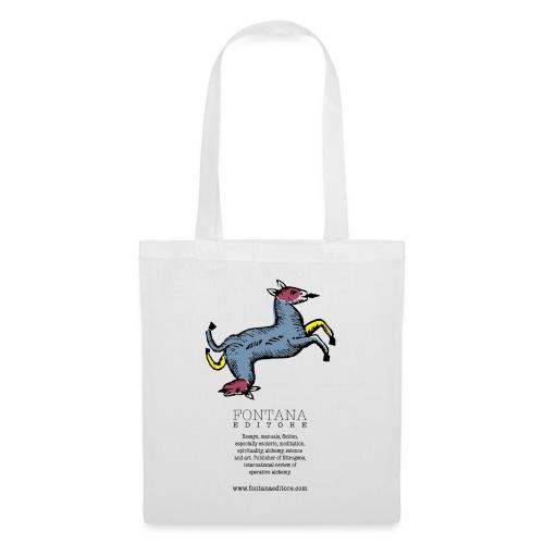 Doublehorse - Borsa di stoffa