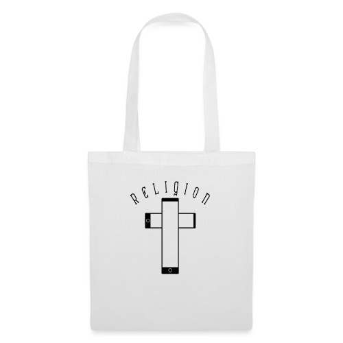 RELIGION - Bolsa de tela