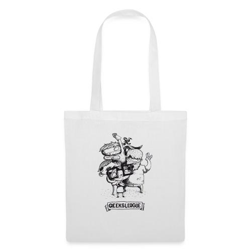 Illu Geeksleague - Tote Bag
