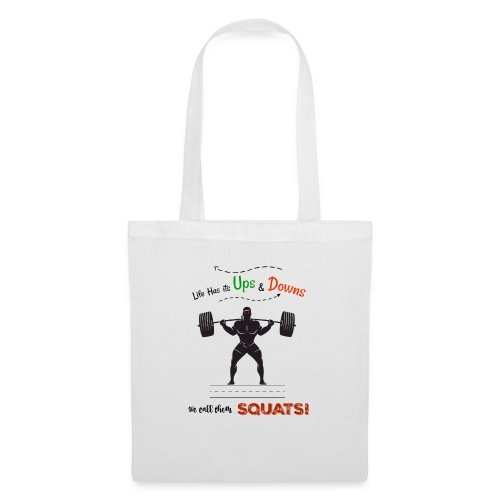 Do You Even Squat? - Tote Bag