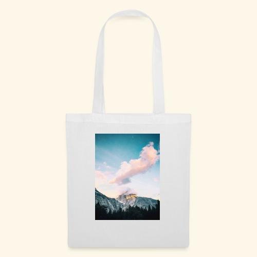 cloudy Mountain - Stoffbeutel