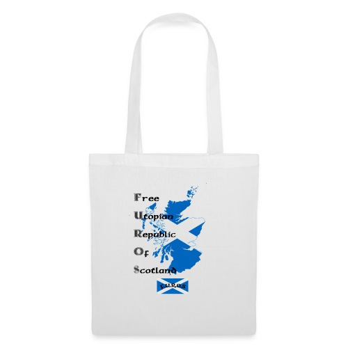 FUROS Map - Tote Bag