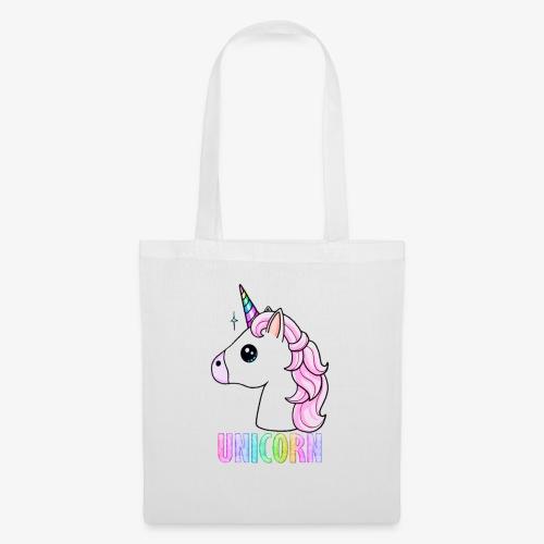 Unicorn - Borsa di stoffa