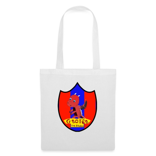 George The Dragon - Tote Bag