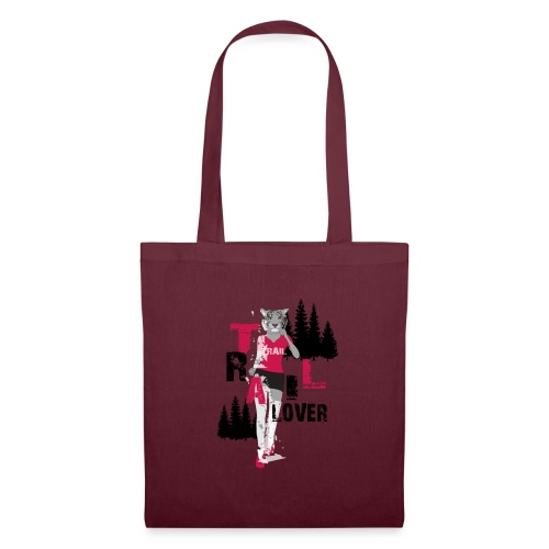 TRAIL LOVER 46 46 - Tote Bag