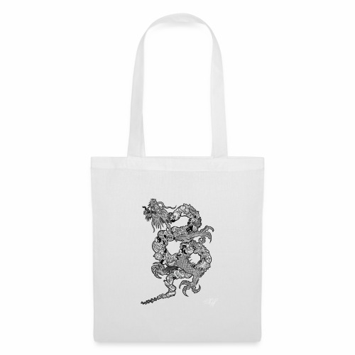 Dragon Chino - Bolsa de tela