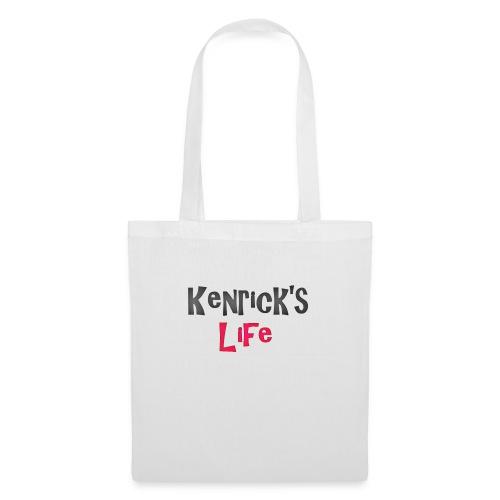 Kenricks Life Sweater - Tas van stof