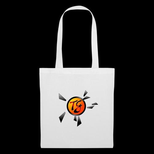 Timmy G orange - Sac en tissu