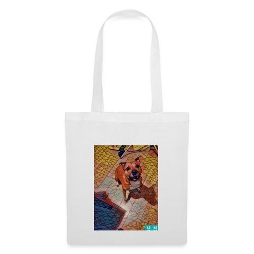 Foxy in kleur - Tas van stof