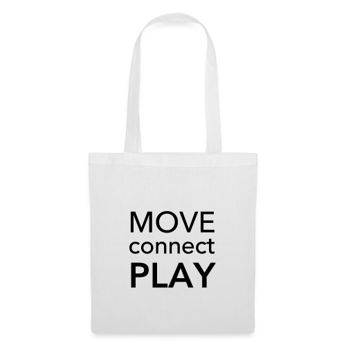 Move Connect Play - AcroYoga International - Tote Bag