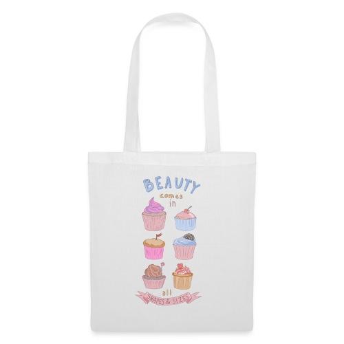 Beautyshapes&sizes - Sac en tissu
