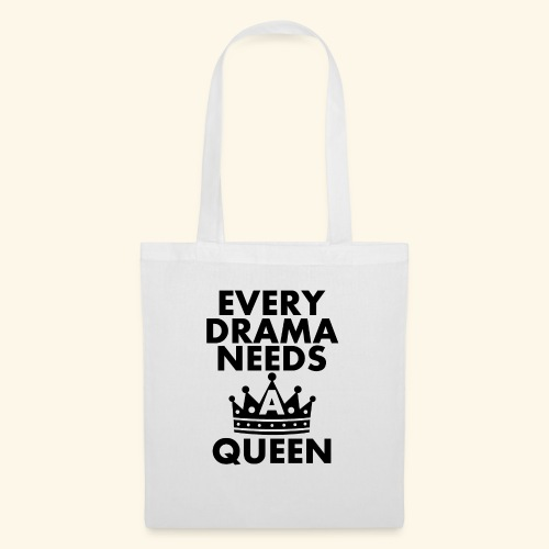 EVERY DRAMA black png - Tote Bag