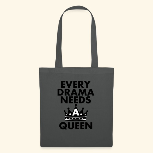 EVERY DRAMA black png - Tote Bag