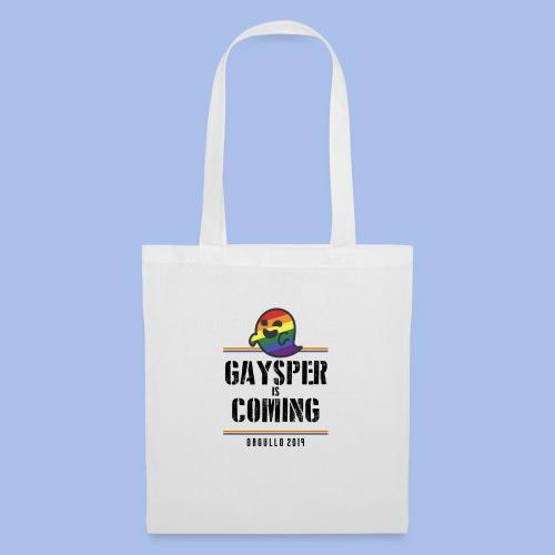 GAYSPER IS COMING - Tote Bag