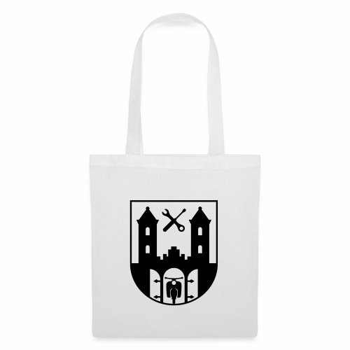 Simson Schwalbe - Suhl Coat of Arms (1c) - Tote Bag