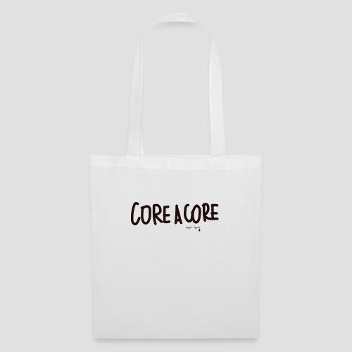 Core a Core - Borsa di stoffa