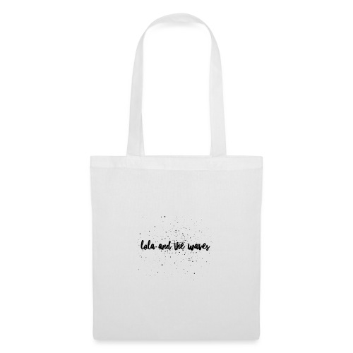 Lola and the Waves Spray Logo - Tote Bag