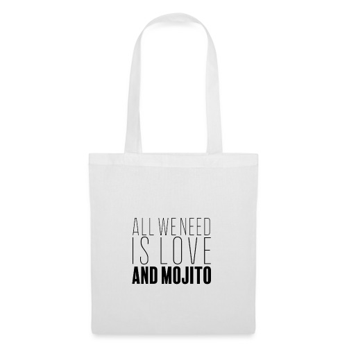 Love and Mojito - Tote Bag