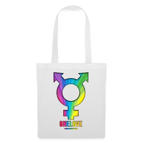 ONELOVE RAINBOW Man - Tote Bag