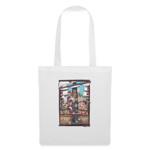 les pirates - Tote Bag