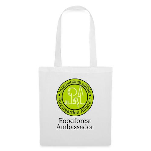 foodfores Ambassador gr - Stoffbeutel