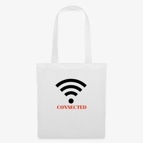CONNECTED - Tygväska