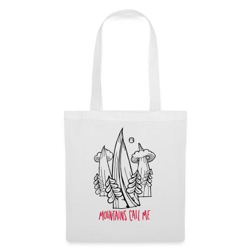 montagnes - Tote Bag
