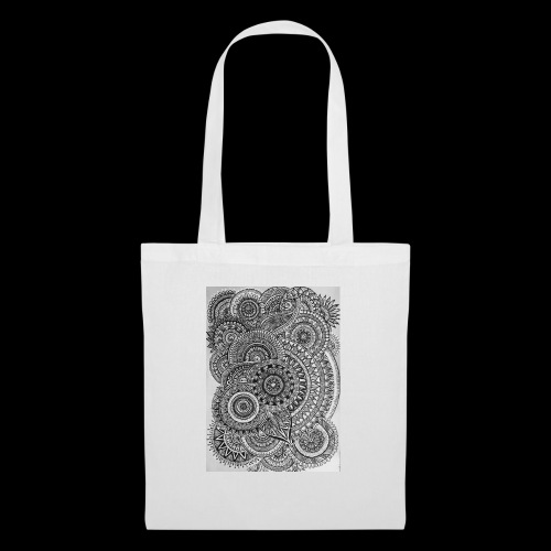 Chaos and Symmetry // - Tote Bag